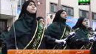 getlinkyoutube.com-Iranian Police Women المرأة الإيرانية .. شرطية في شوارع طهران