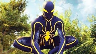 getlinkyoutube.com-The Amazing Spider-Man 2 #06: Vs Caçador + Spider-Armor MK II - Playstation 4 (PS4) gameplay
