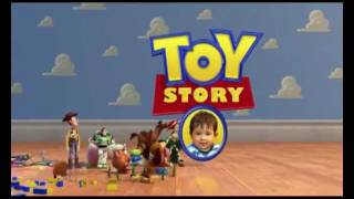 Toy Story 3 - Invitación Cumple Primer Añito