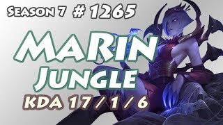 AFs MaRin - Elise Jungle - KR LOL Challenger