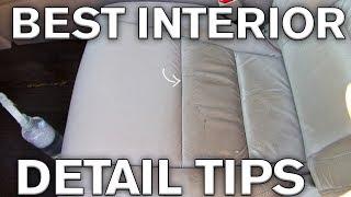 getlinkyoutube.com-Best Interior Detailing Tricks: Leather and Plastics