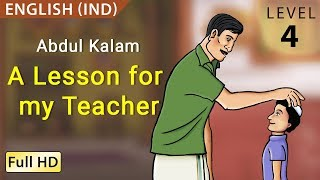 "getlinkyoutube.com-Abdul Kalam, A Lesson for my Teacher: Learn English - Story for Children ""BookBox.com"""