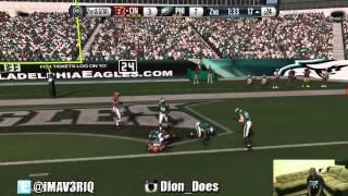 getlinkyoutube.com-Madden 15 Full Game: PHILADELPHIA EAGLES PLAYBOOK  | MaddenMastermind | iMAV3RIQ