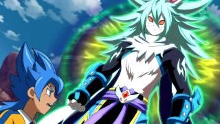 Inazuma Eleven GO- Chrono Stone Fei Keshin (Kousoku Toushi Robin) Et Mix Max + Ouja No Kiba