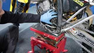 Cambio Kit Transmision de moto, por EnduroPro