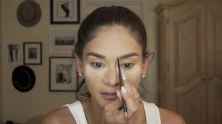 getlinkyoutube.com-Miss Universe 2015, Pia Wurtzbach: Everyday Look Make Up Tutorial