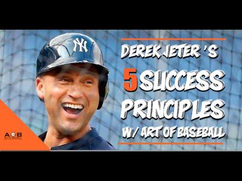 5 Baseball Tips From Derek Jeter: Going back To What Works & Having Fun.