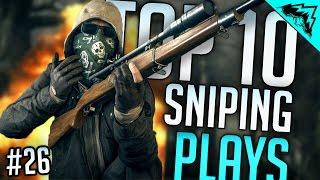 getlinkyoutube.com-SNIPING = 🙌 , TOP 10 Battlefield HARDLINE SNIPING Kills (Bonus Plays #26)
