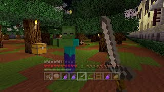 getlinkyoutube.com-Minecraft Xbox - Halloween Hunger Games - Bone Yard