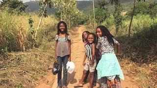 The Girls Having Fun At Rastas House | Ghana Living