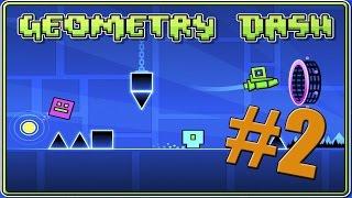 getlinkyoutube.com-Back On Track #2 |Geometry Dash|