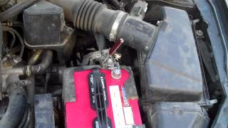 getlinkyoutube.com-Here's WHY your Nissan won't even jumpstart with jumper cables. & how to fix it.