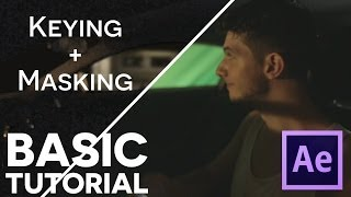 getlinkyoutube.com-KEYING GREEN SCREEN, MASKING, and EFFECTS - After Effects Basic Tutorial