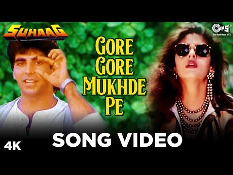 Gore Gore Mukhde Pe - Suhaag - Ajay Devgn, Akshay Kumar, Karisma Kapoor & Nagma