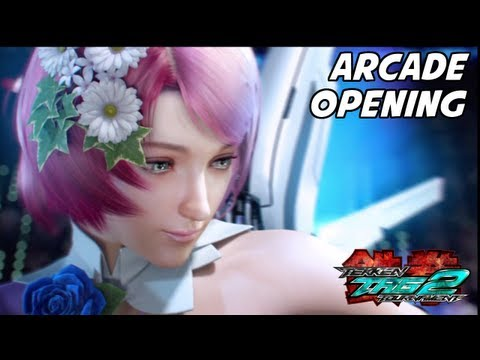 Tekken Tag Tournament 2 - Arcade Version Opening Movie