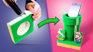 getlinkyoutube.com-Porta Celular do Super Mario - DiY Geek