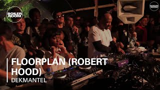 getlinkyoutube.com-Floorplan (Robert Hood) Boiler Room x Dekmantel Festival DJ Set