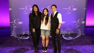 getlinkyoutube.com-M·A·C Selena Interview with Suzette Quintanilla & Chris Pérez in Corpus Christi | nitro:licious