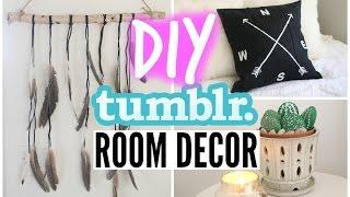 getlinkyoutube.com-DIY Tumblr Room Decor For Cheap!