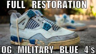getlinkyoutube.com-OG 1989 MILITARY BLUE 4 FULL RESTORATION