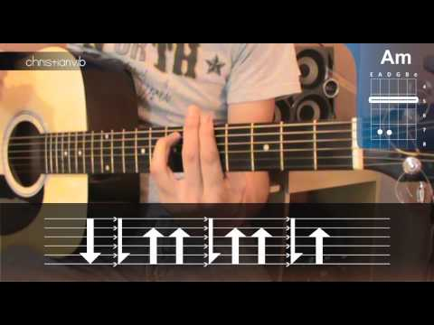 ... de Como Tocar Luz De Dia En Guitarra Acustica Hd Tutorial Acordes