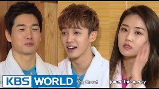 getlinkyoutube.com-Happy Together - Yoo Jitae, Cha Yeryeon, Kim Suyong & more! (2015.01.22)