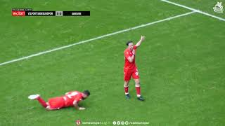 Samsunspor-Sarıyer geniş maç özeti