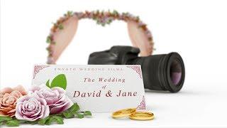 getlinkyoutube.com-Wedding Film Intro (After Effects Template )