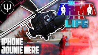 getlinkyoutube.com-ARMA 3: Life Mod — iPhone Jounie Here!