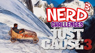 getlinkyoutube.com-Nerd³ Challenges... Just Cause 3 – Cool Runnings
