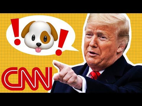 CNN:Trump keeps 'barking' this at his enemies