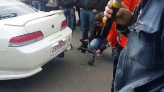 getlinkyoutube.com-Самый громкий выхлоп Омск 25.05.2013