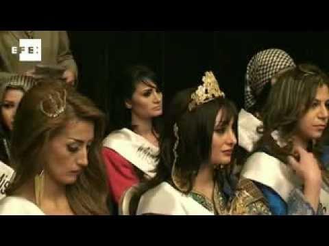 Las más bellas  en Miss Mundo Árabe 2010