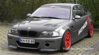 getlinkyoutube.com-BMW M3 E46 + E92 Invasion @ Nurburgring Part 3