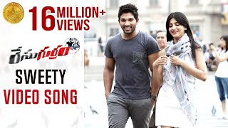 getlinkyoutube.com-Race Gurram ᴴᴰ Video Songs | Sweety Song | Allu Arjun | Shruti Haasan | Saloni | Prakash Raj