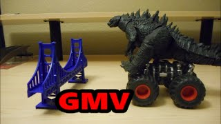 getlinkyoutube.com-GMV 2 - Godzilla Music Video