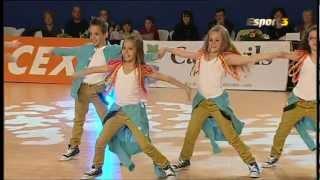 getlinkyoutube.com-Hip Hop Sport3, Minilittles Quality 1ºs. Infantil  Cpt. hip hop ThatsFly Dance  Cambrils 2012