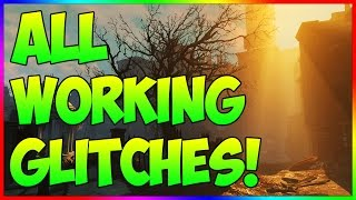 ALL Working XP, Bottlecap, Duplication Glitches and MORE! (Fallout 4)