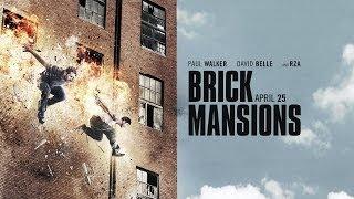 BRICK MANSIONS - Official Trailer ( Paul Walker )