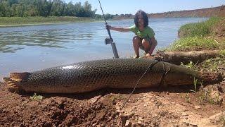getlinkyoutube.com-Fishing For Prehistoric Dinosaurs In Texas