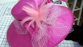 getlinkyoutube.com-How to make a silk hat