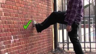 getlinkyoutube.com-How to Wall Run: BC-X Parkour Training