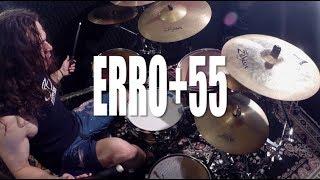 Betto Cardoso   Project46   ERRO+55   Drum Playthrough