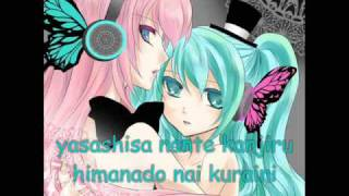 getlinkyoutube.com-Vocaloid - Magnet [Karaoke]