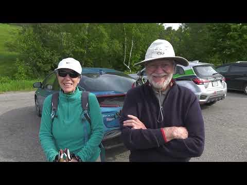 Le Club de marche Côte-de-Beaupré relève le Défi ParticipAction