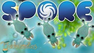 getlinkyoutube.com-SPORE: Thinkus Noodlificus - Ep 1!