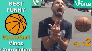 getlinkyoutube.com-Best BASKETBALL Vines Ep #2 - FUNNIEST & Best Basketball Moments Compilation