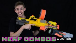 getlinkyoutube.com-NERF COMBOS | DEPLOY