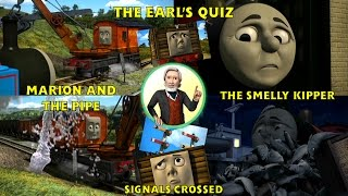 getlinkyoutube.com-The Earl's Quiz - Marion and the Pipe, Signals Crossed and The Smelly Kipper - HD
