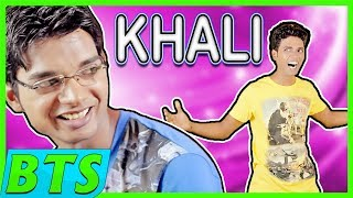 getlinkyoutube.com-Khali vs Light Stand (BTS) Pakau TV Channel
